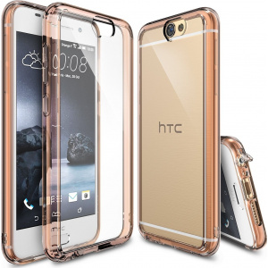 Etui Ringke Fusion HTC One A9 Rose Gold