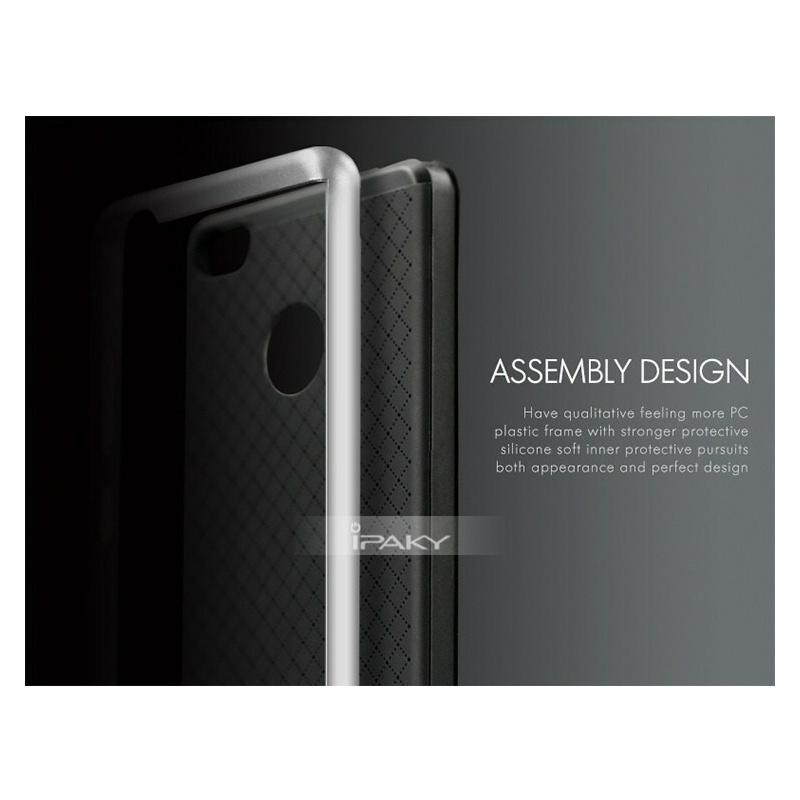 iPaky Premium Hybrid Xiaomi Mi4s Grey