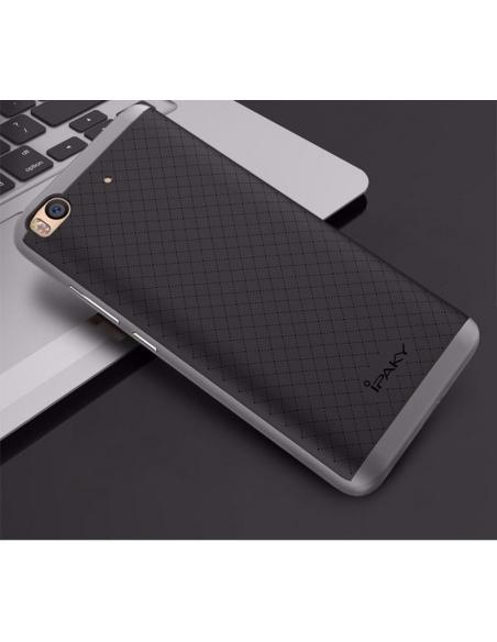 iPaky Premium Hybrid Xiaomi Mi5s Grey + Screen protector