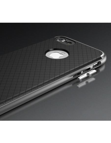 Etui iPaky Premium Hybrid iPhone 7 Plus Grey