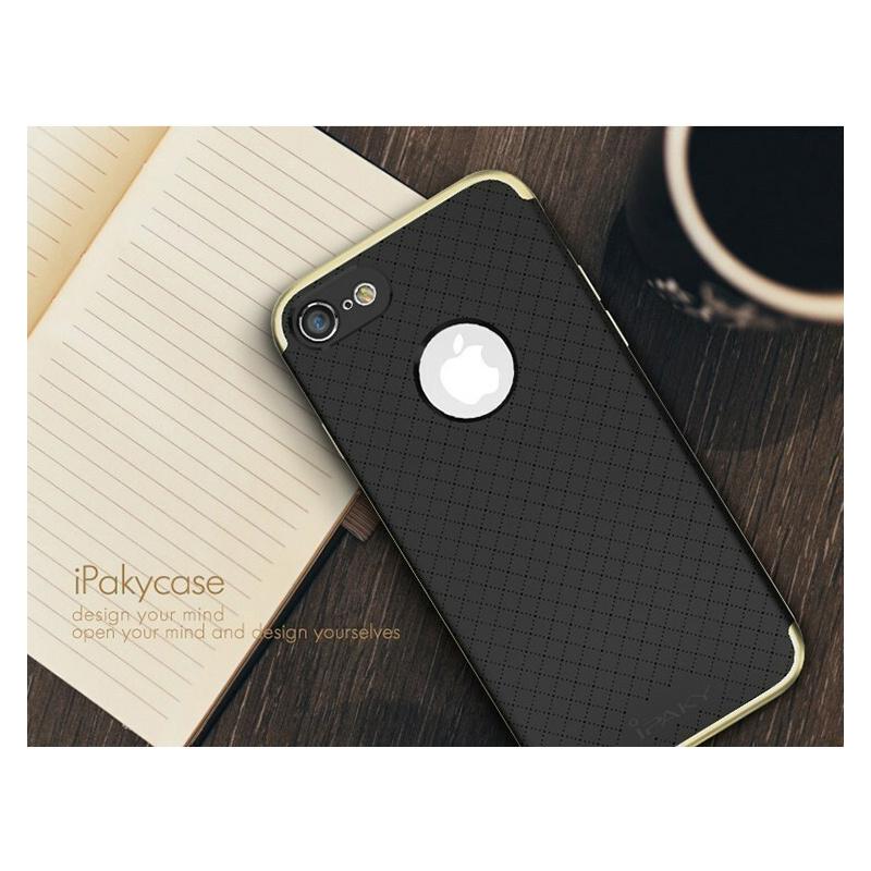 iPaky Premium Hybrid iPhone 7 Plus Rose Gold