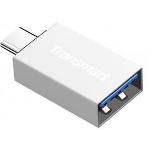 Adapter Tronsmart CTAF OTG USB-C do USB-A 3.0 Silver