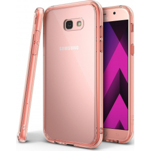 Ringke Fusion Samsung Galaxy A3 2017 Rose Gold Crystal