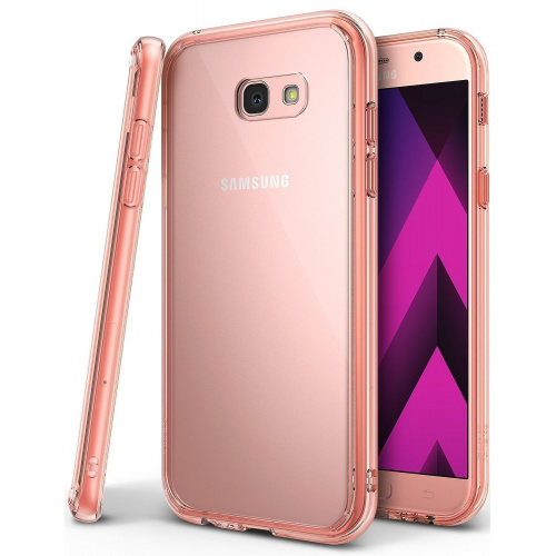 etui ringke fusion samsung galaxy a3 2017 rose gold crystal home screen. Black Bedroom Furniture Sets. Home Design Ideas