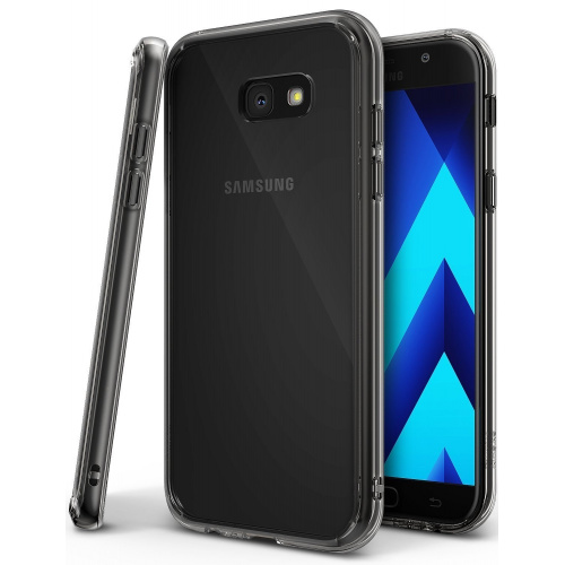 Etui Ringke Fusion Samsung Galaxy A3 2017 Smoke Black
