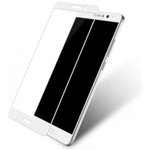 Home Screen Glass Huawei Mate 9 Full Cover White