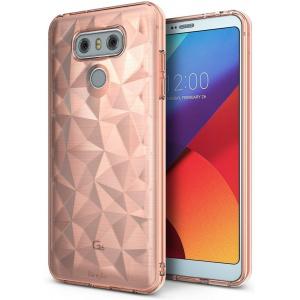 Etui Ringke Prism Air LG G6 Rose Gold