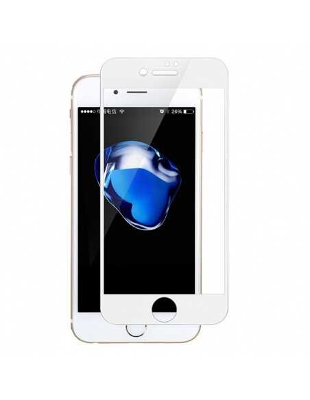 Szkło hartowane Benks X-Pro+ Sapphire 3D 0.3mm Apple iPhone 8 Plus/7 Plus White