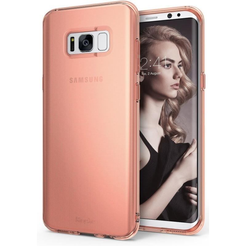 Etui Ringke Air Samsung Galaxy S8 Crystal View