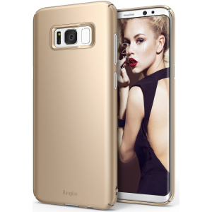 Etui Ringke Slim Samsung Galaxy S8 Plus Royal Gold