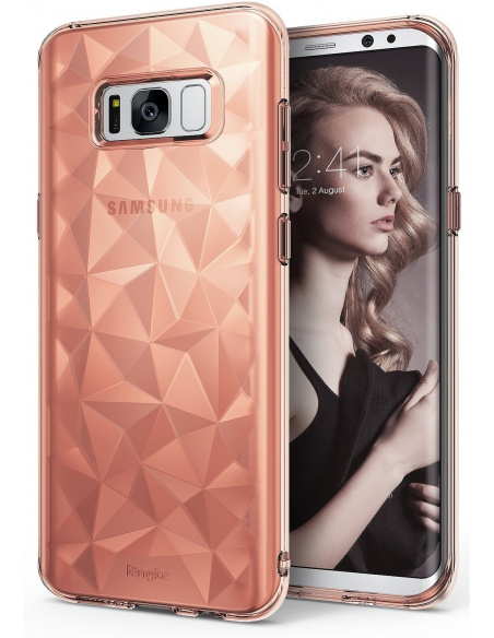 Etui Ringke Air Prism Samsung Galaxy S8 Rose Gold