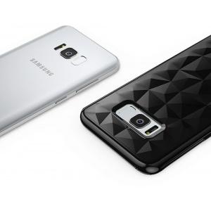 Etui Ringke Air Prism Samsung Galaxy S8 Plus Smoke Black