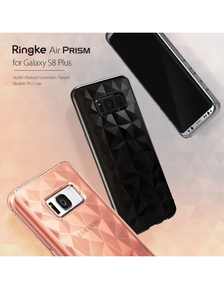 Etui Ringke Air Prism Samsung Galaxy S8 Plus Ink Black