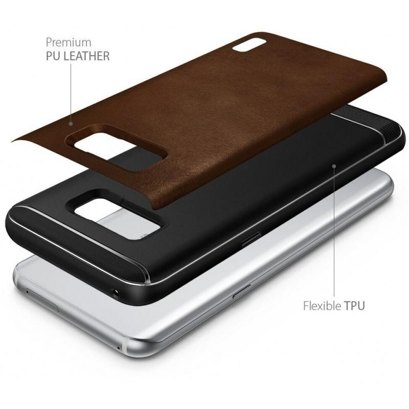 Etui Ringke Flex Samsung Galaxy S8 Plus Red