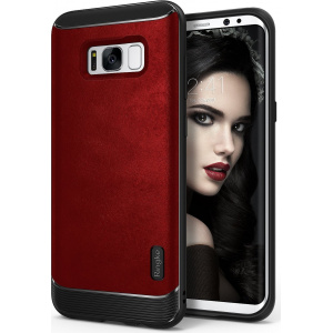 Etui Ringke Flex Samsung Galaxy S8 Plus Red