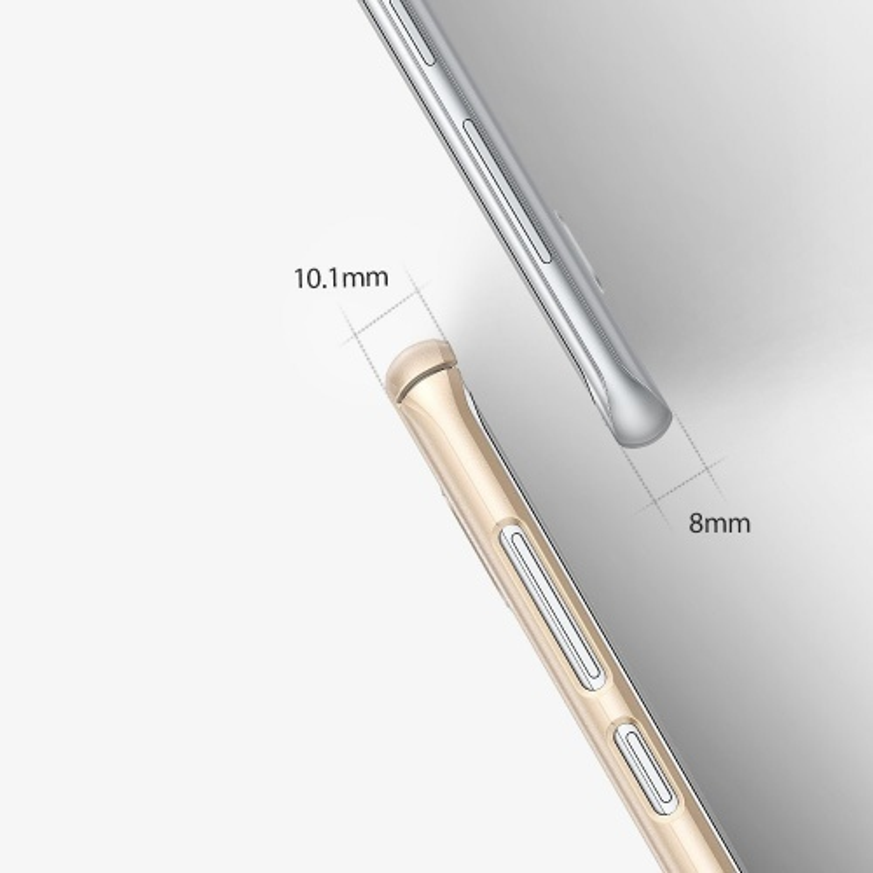 Etui Ringke Slim Samsung Galaxy S8 Frost Gray