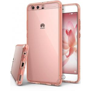 Ringke Fusion Huawei P10 Rose Gold