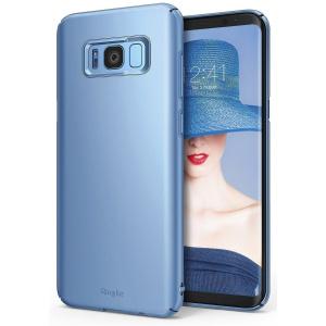 Etui Ringke Slim Samsung Galaxy S8 Plus Blue Pearl
