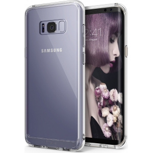 Etui Ringke Fusion Samsung Galaxy S8 Plus Crystal View