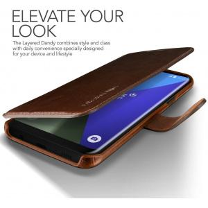 VRS Design High Shield Pro Galaxy S8 Shine Gold