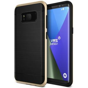 Etui VRS Design High Shield Pro Galaxy S8 Shine Gold