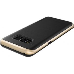 Etui VRS Design High Shield Pro Galaxy S8 Plus Shine Gold