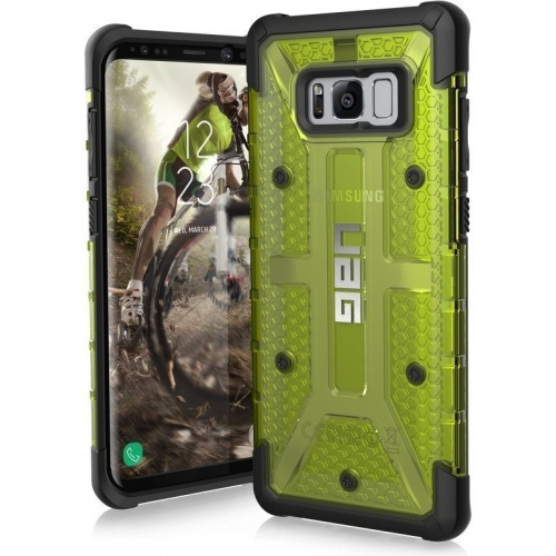 Urban Armor Gear Samsung Galaxy S8 Plus Citron
