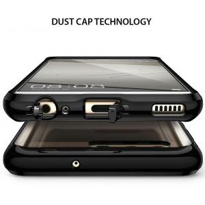 Etui Ringke Fusion Huawei P10 Plus Ink Black