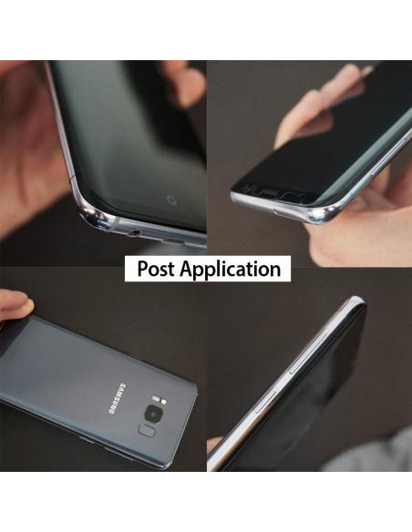 Folia Ringke Invisible Defender Samsung Galaxy S8 Full Cover