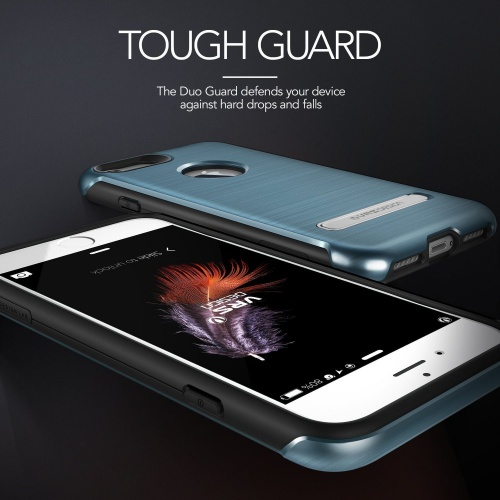 screen for iphone etui vrs design duo guard iphone 7 steel blue sklep 5937