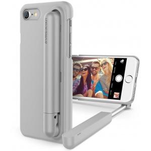 Etui VRS Design Cue Stick iPhone 7 Light Grey