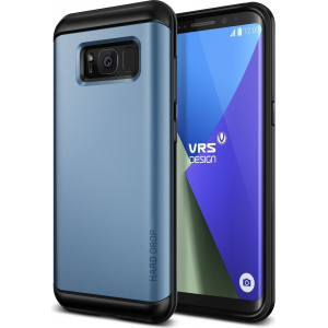 Etui VRS Design Hard Drop Samsung Galaxy S8 Blue Coral