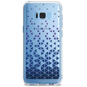 Etui Ringke Fusion Design Samsung Galaxy S8 Aloha Paradise
