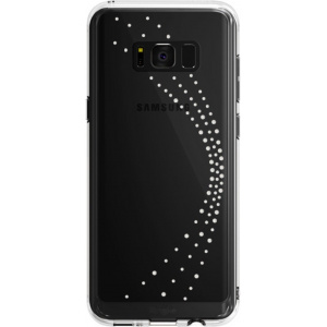 Etui Ringke Noble Crystal Necklace Galaxy S8