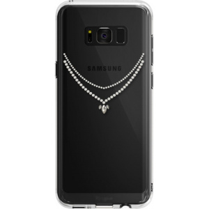 Ringke Noble Crystal Necklace Galaxy S8