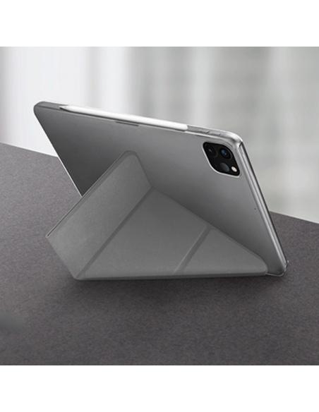 Etui UNIQ Yorker Kanvas Apple iPad Pro 11 (2020) czarny/obsidian knit black