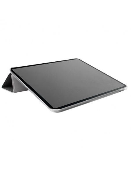Etui UNIQ Yorker Kanvas Apple iPad Pro 12.9 (2020) czarny/obsidian knit black