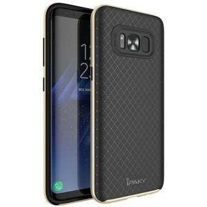 Etui iPaky Premium Hybrid Samsung Galaxy S8 Plus Gold