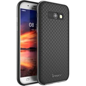 Etui iPaky Premium Hybrid Samsung Galaxy A3 2017 Silver