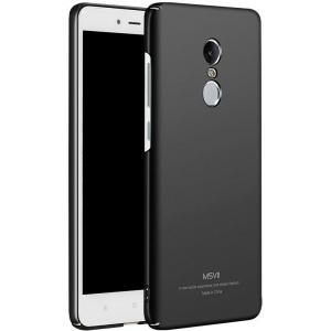MSVII Xiaomi Redmi Note 4 Black + Screen Protector