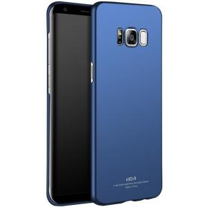 Etui MSVII Samsung Galaxy S8 Blue + Szkło Hartowane