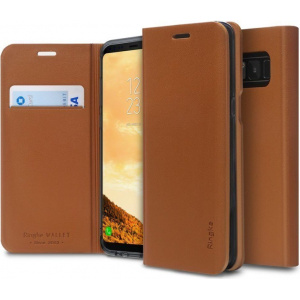 Ringke Wallet Fit Samsung Galaxy S8 Brown