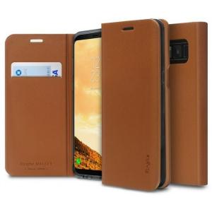 Ringke Wallet Fit Samsung Galaxy S8 Plus Brown