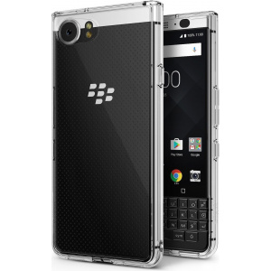 Etui Ringke Fusion Blackberry KeyOne Clear