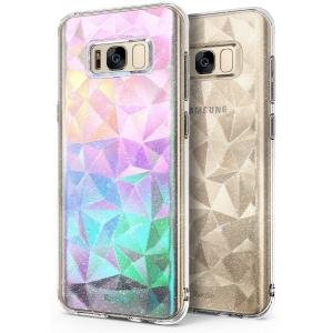 Etui Ringke Air Prism Glitter Samsung Galaxy S8 Clear
