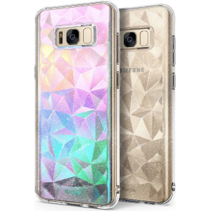 Ringke Air Prism Glitter Samsung Galaxy S8 Clear