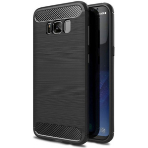 Etui HS Case SOLID TPU Samsung Galaxy S8 Black