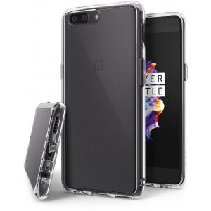 Etui Ringke Fusion OnePlus 5 Clear