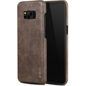 X-Level Vintage Samsung Galaxy S8 Plus Brown