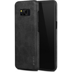 Etui X-Level Vintage Samsung Galaxy S8 Plus Black
